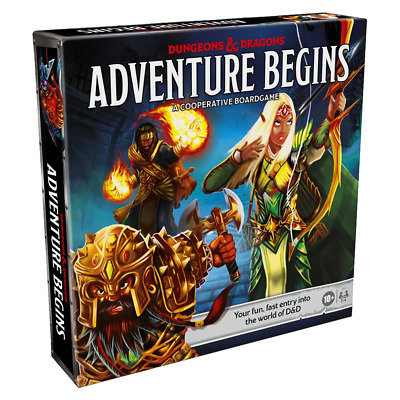 AU57.25 • Buy PREORDER D&D Dungeons And Dragons Adventure Begins