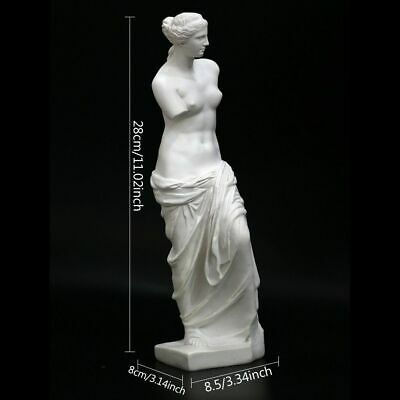 Venus Sculpture Aphrodite Statue Greek Mythology Goddess Figurine Resin Ornament • 25.99£