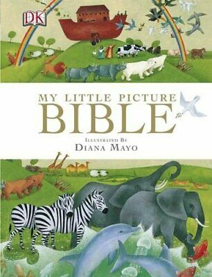 My Little Picture Bible (Childrens Bible) New Hardcover Book • 7.72£