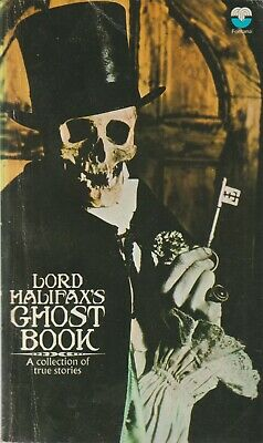 Lord Halifax's Ghost Book, A Collection Of True Stories, 1976 Fontana Paperback • 9.75£