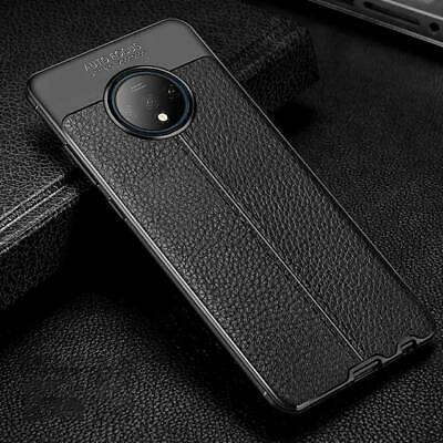 AU6.13 • Buy For OnePlus 5T 7T Pro Luxury Leather Texture Silicone Case Shockproof Soft Cover