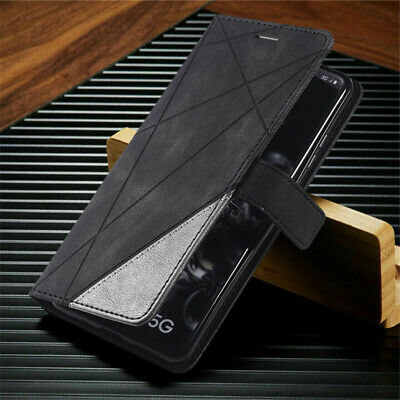 $ CDN7.97 • Buy For Samsung S20 Ultra S10 S9 S8 Plus Magnetic Leather Flip Wallet Case Cover