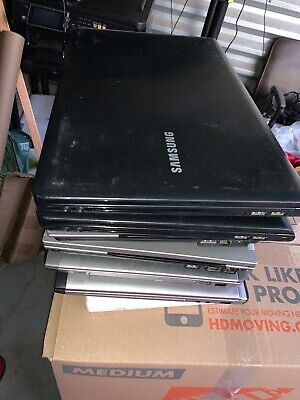 $ CDN302.95 • Buy Lot Of 8 Laptops Windows 7 And 8 Salvage No Hard Drives Missing Covers  Hp Dell