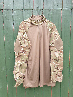 British Mtp Multi Terrain Ubac Shirt - Size - X Large 190/120  • 17.50£