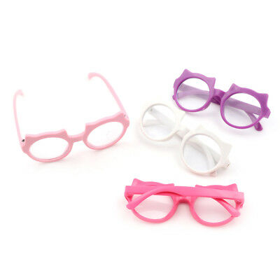 Doll Glasses Colorful Glasses Sunglasses Suitable For 18Inch American Dolls R*bp • 3.55£