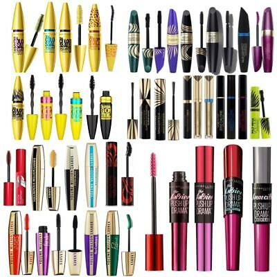 Maybelline / Loreal / Revlon / Maxfactor / Rimmel /astor Mascara **choose Type** • 2.50£