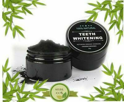 AU6.79 • Buy Activated Charcoal Teeth Whitening-Powder-Organic-Coconut -Carbon Coco 30g New