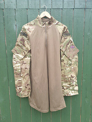 British Mtp Multi Terrain Ubac Shirt - Size - Xx Large 200/130 - Royal Marines • 19.99£
