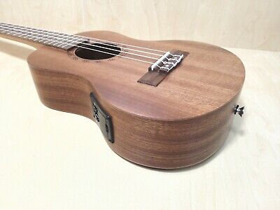 AU100 • Buy Haze Tenor Ukulele Pack,All Mahogany,EQ+Free Bag,Extra Strings,Tuner,Pick.U26TEQ