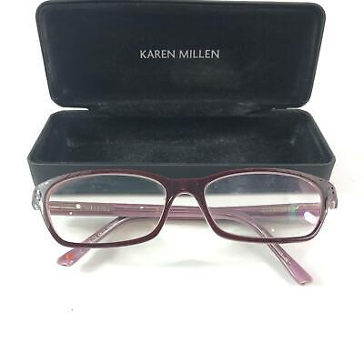 Karen Millen KM12 Prescription Glasses Frames Full Rim Spectacles Eyeglasses • 27.95£