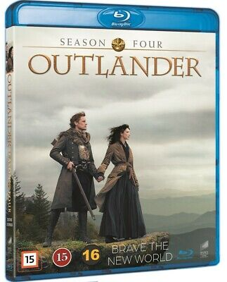 AU28.64 • Buy Outlander Complete Season 4 Blu Ray