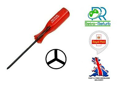 Nintendo Tri Wing Screwdriver For Switch Wii & Wii U Gameboy DS Lite DSi GBA UK • 1.92£