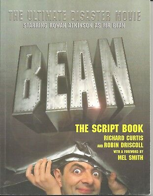£8.15 • Buy Bean: The Script Book By Richard Curtis & Robin Driscoll (Paperback, 1997)