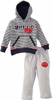 Boys Disney Cars McQueen Jogging Suit Tracksuit 6 Years • 12.99£