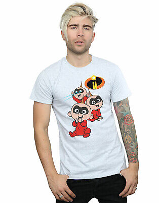 Disney Men's The Incredibles Jak Jak T-Shirt • 16.99£