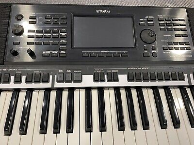 AU41.38 • Buy Screen For Yamaha PSR-SX900 Keyboard: Control Panel Complete