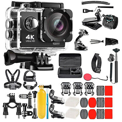 $ CDN50.42 • Buy Action Camera Accessories Kit For GoPro Hero 9 Max 8 7 6 5 Black GoPro