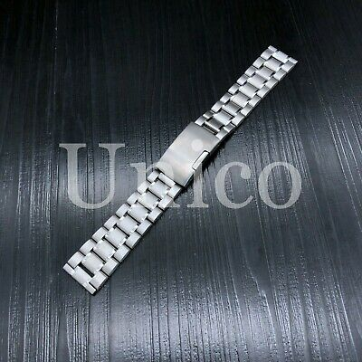 $ CDN28.01 • Buy 22mm Oyster Watch Band Bracelet For Seiko Skx007,skx009 Solid S/steel Heavy Duty