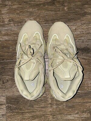 $ CDN296.60 • Buy Adidas Yeezy 500 Super Moon Yellow Size 11