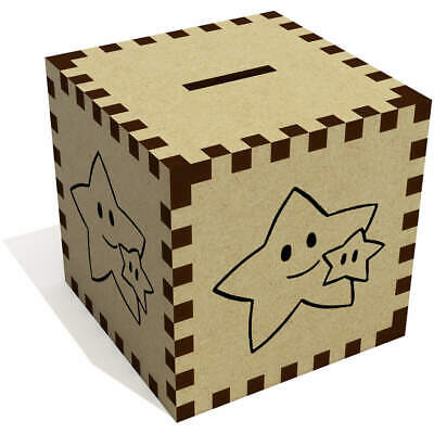 'Big Star & Little Star' Money Boxes / Piggy Banks (MB025633) • 7.99£