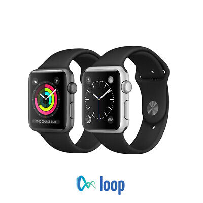 AU259 • Buy Apple Watch Series 3 Aluminum Network Unlocked -  *All Colours Available*