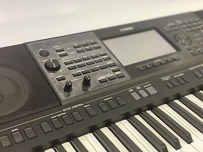 AU24.14 • Buy Screen For Yamaha PSR-SX900 Keyboard: Control Panel Left