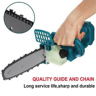 8''Brushless Cordless Electric Chainsaw Wood Cutting Tools For Makita Battery MU • 54.28£