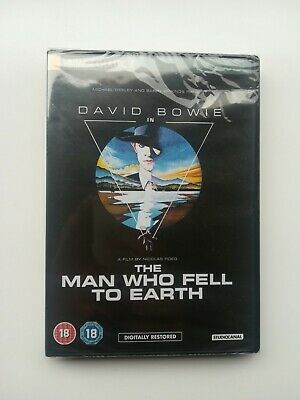 David Bowie The Man Who Fell To Earth Dvd Sealed • 8.99£