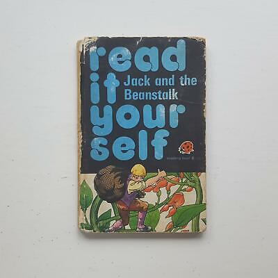 Jack And The Beanstalk, Hunia, Well Loved Tales (Ladybird Books Ltd, 1977) • 2.80£