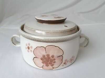 Vintage Denby Gypsy 2 Pint Casserole Dish With Lid • 11.99£