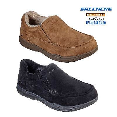 Skechers Mens Lightweight Expected X-Larmen Slipper Slip On Loafer Shoes  • 49.98£