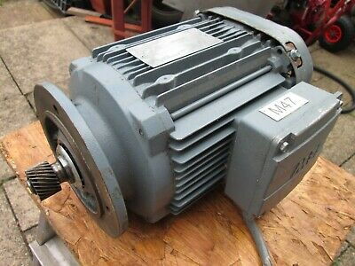 SEW-EURODRIVE 3 Phase Electric Gearbox Motor, (Motor Only) USED.  • 100£