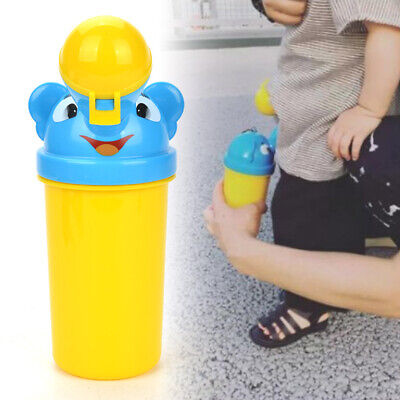 Toilet Travel Kids Urinal Pee Portable Car Toddler Boys Girl Baby Potty Training • 6.79£