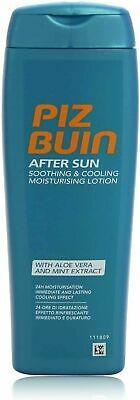 £5.95 • Buy Piz Buin After Sun Soothing Cooling Moisturising Lotion With Aloe Vera 200ml