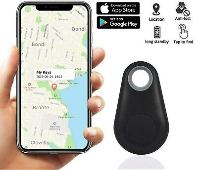 Mini Bluetooth Tracker Wireless Key Finder Alarm Wallet Car Pet Child Locator  • 5.99£