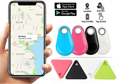 Bluetooth Tracker Wireless Key Finder Alarm Wallet Car Pet Child Locator  • 5.99£