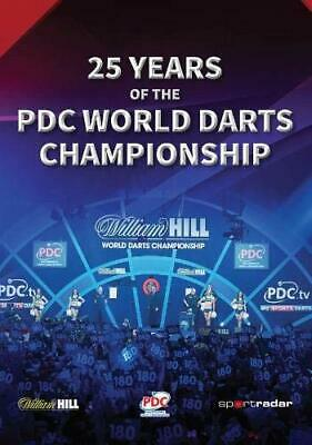 £10.29 • Buy 25 Years Of The PDC World Darts Championship By Morgan, Steve Book The Cheap New