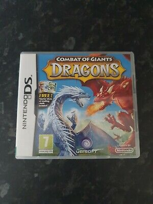 Combat Of Giants: Dragons BOX And Manual ONLY ! (Nintendo DS, 2009)  • 1.30£