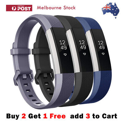 AU5.25 • Buy Fitbit Alta HR Band Ace Replacement Watch Strap Wristband Sport Bracelet Fitness