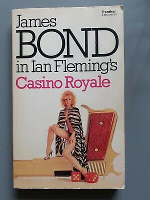 Casino Royal By Ian Fleming, Paperback  • 2.70£