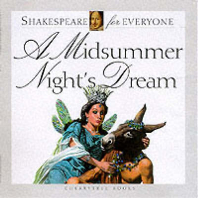 A MIDSUMMER NIGHTS DREAM (SHAKESPEARE FOR EVERYONE), , Used; Good Book • 3.29£