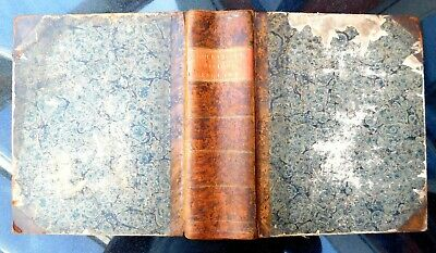 THE HISTORY OF ENGLAND 1807 WELL ILLUSTRATED By Dr GOLDSMITH. 2 VOLUMES IN 1 • 9.99£
