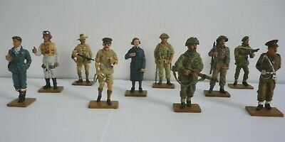 £7.99 • Buy Collectable Del Prado Lead Figures British Military World War II WWII Soldiers