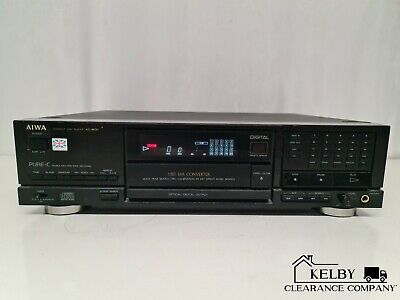 Aiwa XC-900 Compact Disc Player High Quality CD Player Hi Fi Separate (1980s) • 52.79£