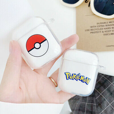 $ CDN4.68 • Buy Cute Pikachu Airpods Cover Case Cartoon TPU Silicone Earphone Charging For Apple