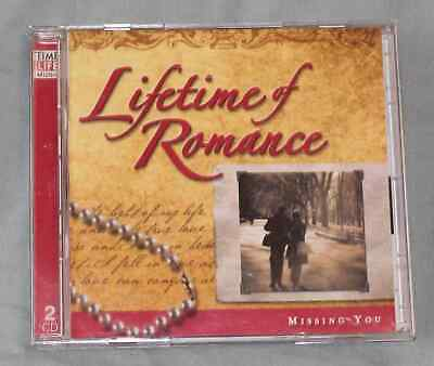 Lifetime Of Romance - Missing You - Time-Life • 5.99£
