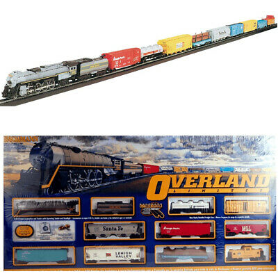 $ CDN328.79 • Buy Bachmann 00614 Overland Limited Electric Train Set W/ E-Z Track HO Scale