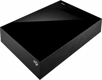 AU223.52 • Buy Seagate Desktop External Hard Drive HDD – USB 3.0 For PC Laptop And Mac Black