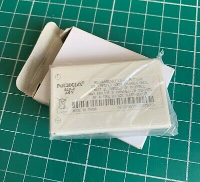 Vintage Nokia 8850 Mobile Phone Battery (Never Used) • 4.99£