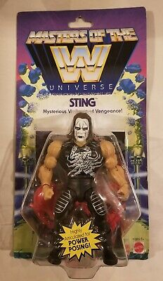 $34.75 • Buy STING WWE Masters Of The Universe Walmart Exclusive